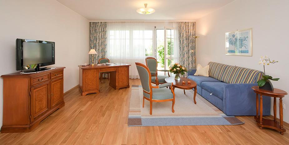 Werzer Strandcasino Hotel Apartment Orchidee